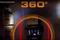 360 Degree Visual Safety Zone for everyone to see. No more guess work. Greatly reduce workplace accidents.