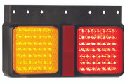 125BARML Stop - Tail - Indicator - Reflector Multi-volt 12-24v Single Pack. AL Ultimate LED.