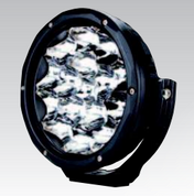 Dominator Driving LED Light. 7 inch. 48 watt. Tough as Nails.