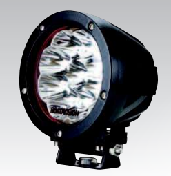 Dominator EXTREME 5 inch Driving Light. Spot Beam. 45 watt, 3375 Lumens per light. 1045m of light. Our customers feedback is - Assume Driving Lights.