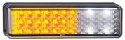 175AW2 - Front Indicator / Marker Lamp 12v Twin Pack. AL. Ultimate LED.