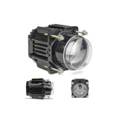HL91 - 90mm Projector Headlamp High Beam & Low Beam Multi-volt Single Pack. AL. Ultimate LED.