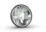 HL174 - 7' Sealed Beam Headlamp High Beam with Park Function Multi-volt Twin Pack. AL. Ultimate LED.