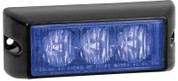 93BM - Emergency Lamp Clear Lens Blue Multi-volt Single Pack. AL. Ultimate LED.