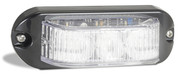 90WM - Emergency Lamp White Clear Lens Multi-volt Single Pack. AL. Ultimate LED.