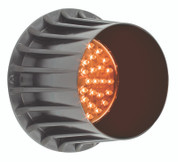 83A - Arrow Board or Traffic Lamp Amber 12v Single Pack. AL. Ultimate LED.