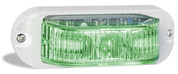 91GM - Coloured Marine Lamp Submersible High Powered Lamp Multi-volt Single Pack. AL. Ultimate LED.