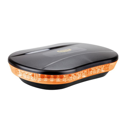 RLB250Y - Low Profile Light Bar 10 Flash Pattern Functions Multi-volt Single Pack. RV Ultimate LED.