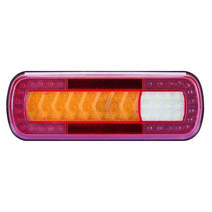 BR280ARW - Stop Tail Indicator Lamp with Sequential Indicator Function Multi-volt Single Pack. RV Ultimate LED.