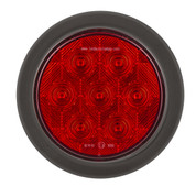 113RMG - Round Stop, Tail Light. Multi-volt Single Pack. AL. Ultimate LED.