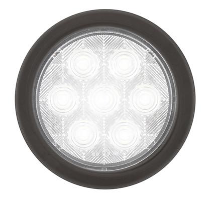 Active - 113WMG - Round Reverse Light. Multi-volt Single Pack. AL. Ultimate LED.