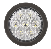 113WMG - Round Reverse Light. Multi-volt Single Pack. AL. Ultimate LED.