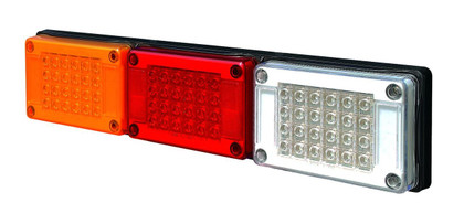 BR601ARR. Roadvision Jumbo Rear Tail Light Assembly. This light can replace your Narva or Hella Tail light. Great Tough Light. Multi-Volt 12 & 24v DC Systems. Caravan and Confined Space Friendly.