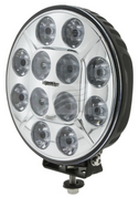 "IDL1205CRD - Combined Spot and Flood Beam Driving Light 7""  Multi-volt Single Pack. CD. Ultimate LED."