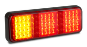 283ARRM - Stop Tail Indicator. Multi-volt, Single Pack. Screw or Bolt Mounting with Removable Bracket. AL. Ultimate LED.