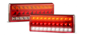275ARWM - Stop Tail Indicator Reverse. Multi-volt Single Pack. AL. Ultimate LED.
