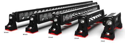 RBL1090S 9 Inch Spot LED Light Bar Roadvision SR2 Series