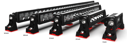 RBL1500C Combination 50 Inch LED Light Bar Roadvision SR2 Series