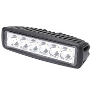 RWL118F - LED Work Light Flood Beam 18W Multi-volt. Roadvision. Ultimate LED.