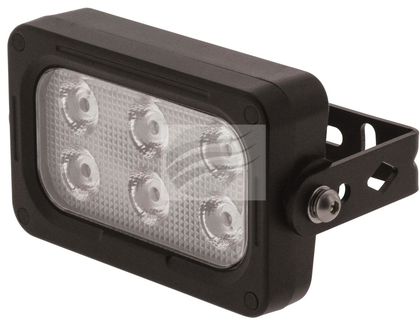 IWL605BF - Flood (Spread) Beam - Black Housing 30 Watt Multi-volt. Ignite. CD. Ultimate LED.
