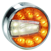 95004.6LRHS - Left and Right Side Narva Model 50 LED Bullbar Front Direction Indicator and Front Position Lamp. Narva. CD. Ultimate LED.