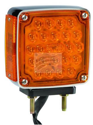 95400 - Narva Model 54 LED Front Direction and Supplementary Side Direction Indicator Kit. 12v Twin Pack. Narva. CD. Ultimate LED