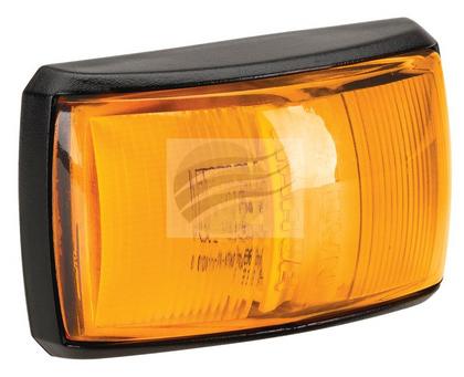 91442BL - Side Direction Marker Light Multi-volt Single Pack. Narva. CD. Ultimate LED.