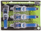 HU5000 - Ratchet Tiedown Straps, Heavy Duty 4 Pack. HULK. CD. Ultimate LED.