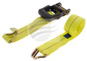 HU5350 - Ratchet Tiedown Strap, Heavy Duty. HULK. CD. Ultimate LED.