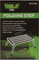 HU1600 - Single Caravan Step. Folds Flat For Easy Storage. HULK. CD. Ultimate LED.