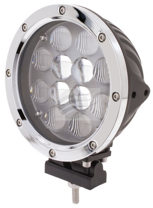"LS9570 - 7"" Combination Driving Light. Jaylec. CD. Ultimate LED."