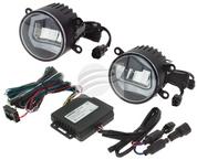 LEDFOG101 - LED Driving Fog and Daytime Running Light Kit. Multi-volt. Osram. CoolDrive. Ultimate LED.