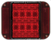 LS9089 - Jumbo LED Stop Tail Lamp Multi-volt Single Pack. Jaylec. CD. Ultimate LED.