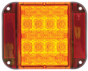 LS9087 - Jumbo LED Rear Direction Indicator Lamp Multi-volt Single Pack. Jaylec. CD. Ultimate LED.