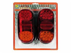 Boat Trailer LED Tail Light Kit Fully Submersible