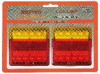 LED Tail light for Box Trailers and more. Twin Pack