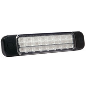 Ultra Slimline LED Tail Light. Peterson - USA. 1291A-R. Stop, Tail, Indicator with Clear Lens.