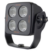 Work Light Flood Beam. 150 mm Rectangle. LED4100F. 40 Watt. Submersible Water Rating: IP68. Submersible to 3 Metres