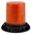 Amazing Amber LED Rotation Safety Beacon. Super Bright and Reliable. Amber LED's with Amber Lens. RB155Y.