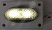 Oversize, Over Dimension, Magnetic Mount Clearance Lights are hand made by Ultimate LED. Made in Australia.