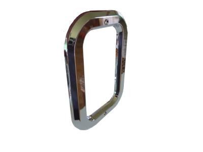 Rectangle Chrome Rim. To Suit the BR160 Series
