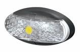 Side Marker, Clearance Light BR1 Series Amber. Ultimate LED
