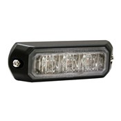 Amber Strobe Light LE3S Series. Surface Mount. A Tough Bright Light