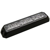 Amber Strobe Light LE6S Series Surface Mount