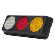 Peterson (USA) Stop, Tail-Park, Indicator & Reverse Light. When Quality Matters. Lifetime Warranty. The Brightest and Toughest Lights on the Market. Ultimate LED, Australian Distributor.