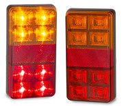 151BAR2 Stop, Tail, Indicator, Reflector. Twin Light Pack 12v.