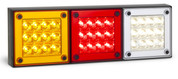 280ARWM Stop Tail Indicator and Reverse Light. Multi-volt 12-24v. Single Pack. AL. Ultimate LED.