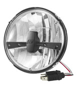 "HL175 - 7"" Sealed Beam Headlamp Low & High Beam with Park Function Twin Pack Multi-volt. AL. Ultimate LED."
