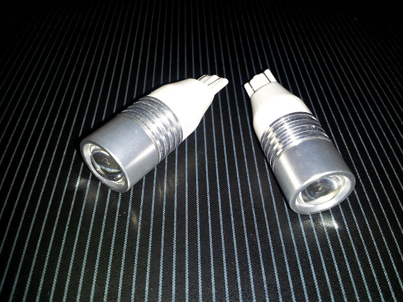 5W CREE LED Q5 High Power Reverse Bulbs Socket 921