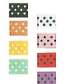 Fashion Swiss Dot Grosgrain Ribbon